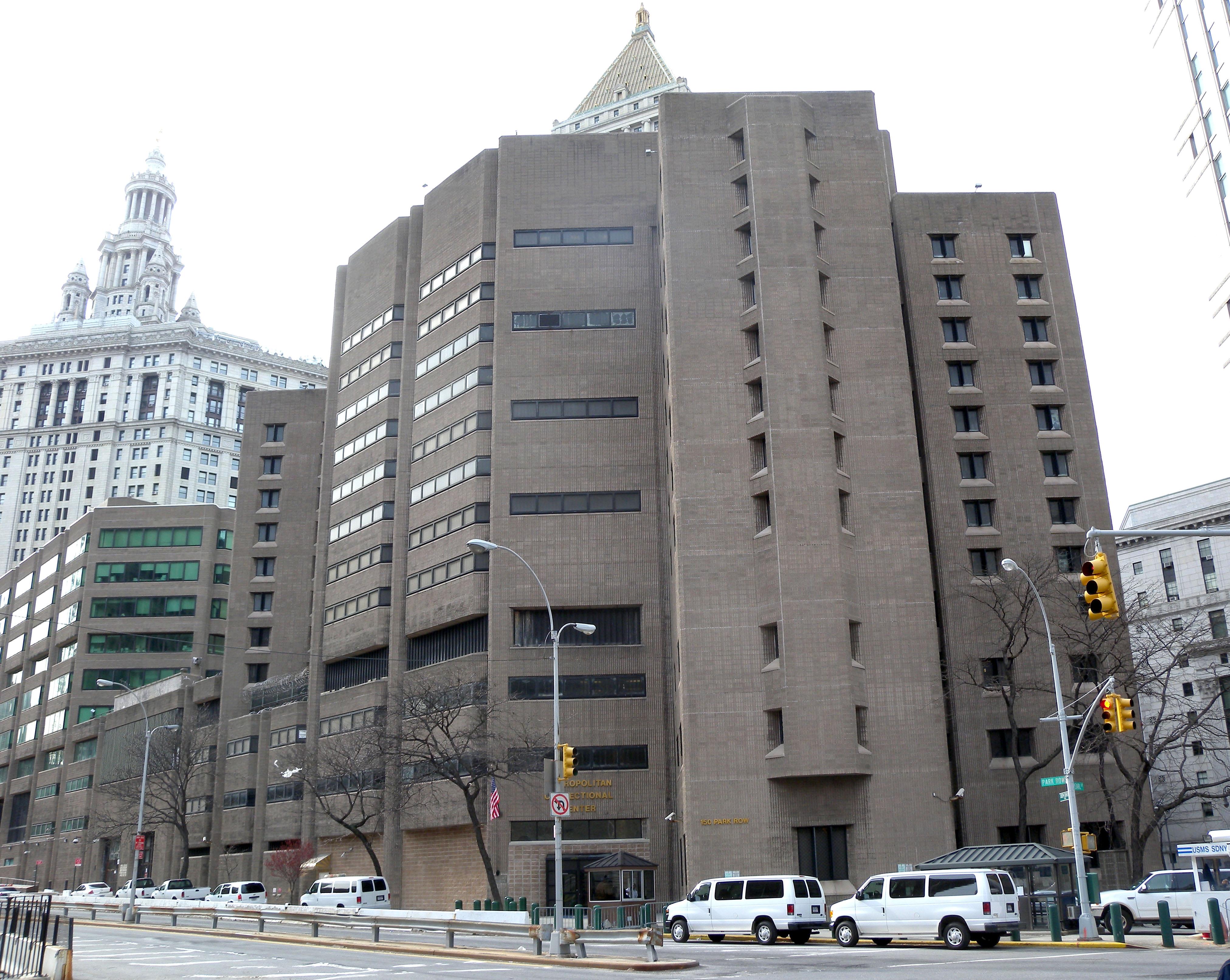 metropolitan correctional center new york metropolitan correctional center new york