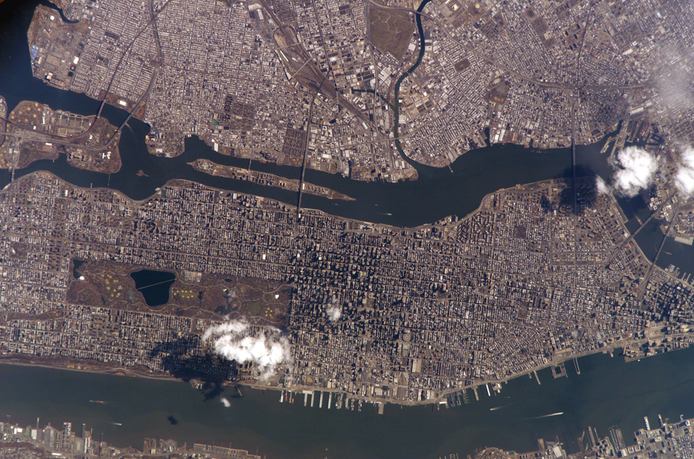 Manhattan Island History File:manhattan Island And Its