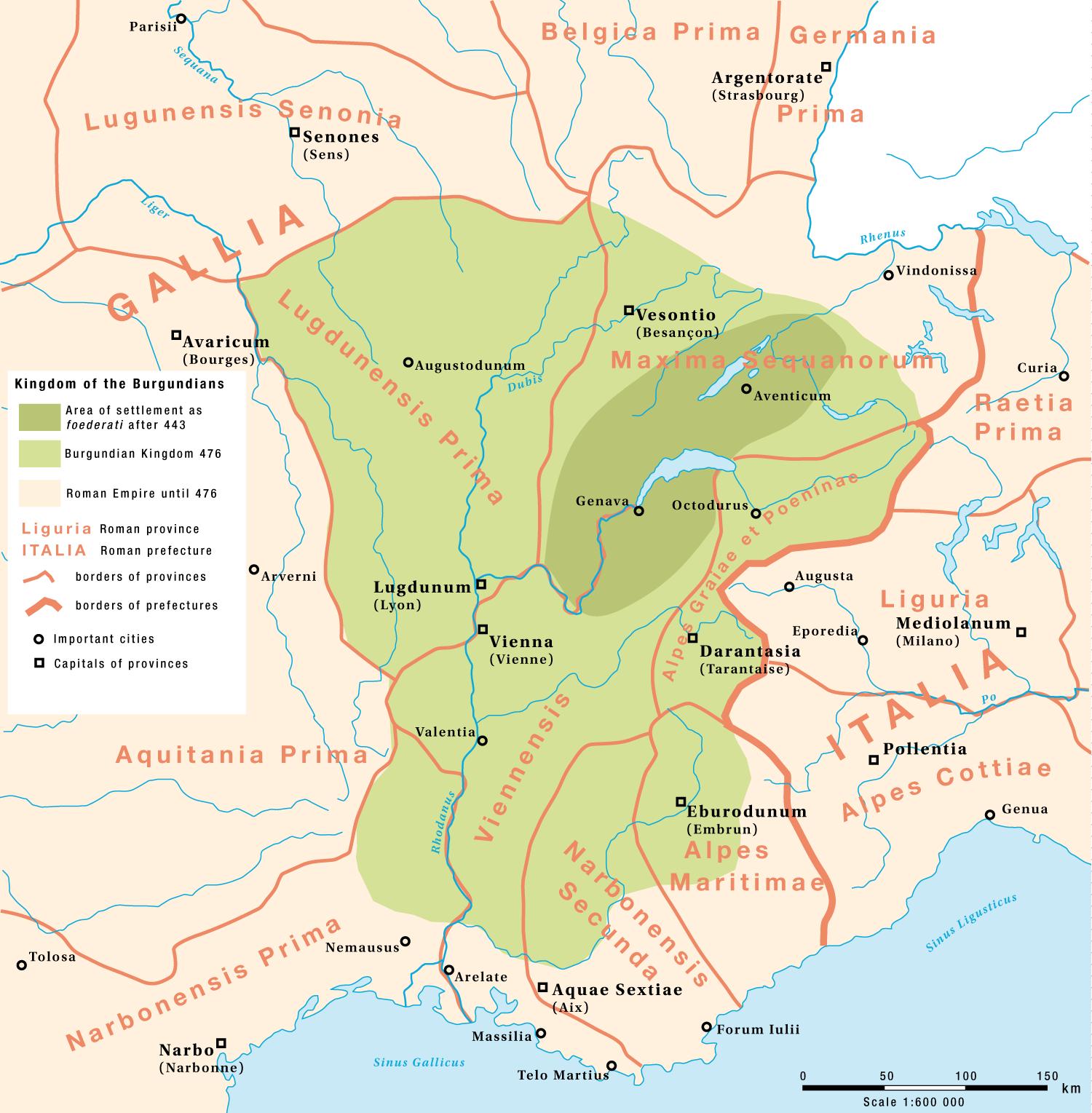 El misterio del Polo Norte. - Página 2 Map_Burgundian_Kingdom_EN