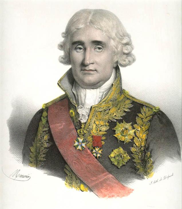 Jean-Jacques-Régis de Cambacérès, 1830