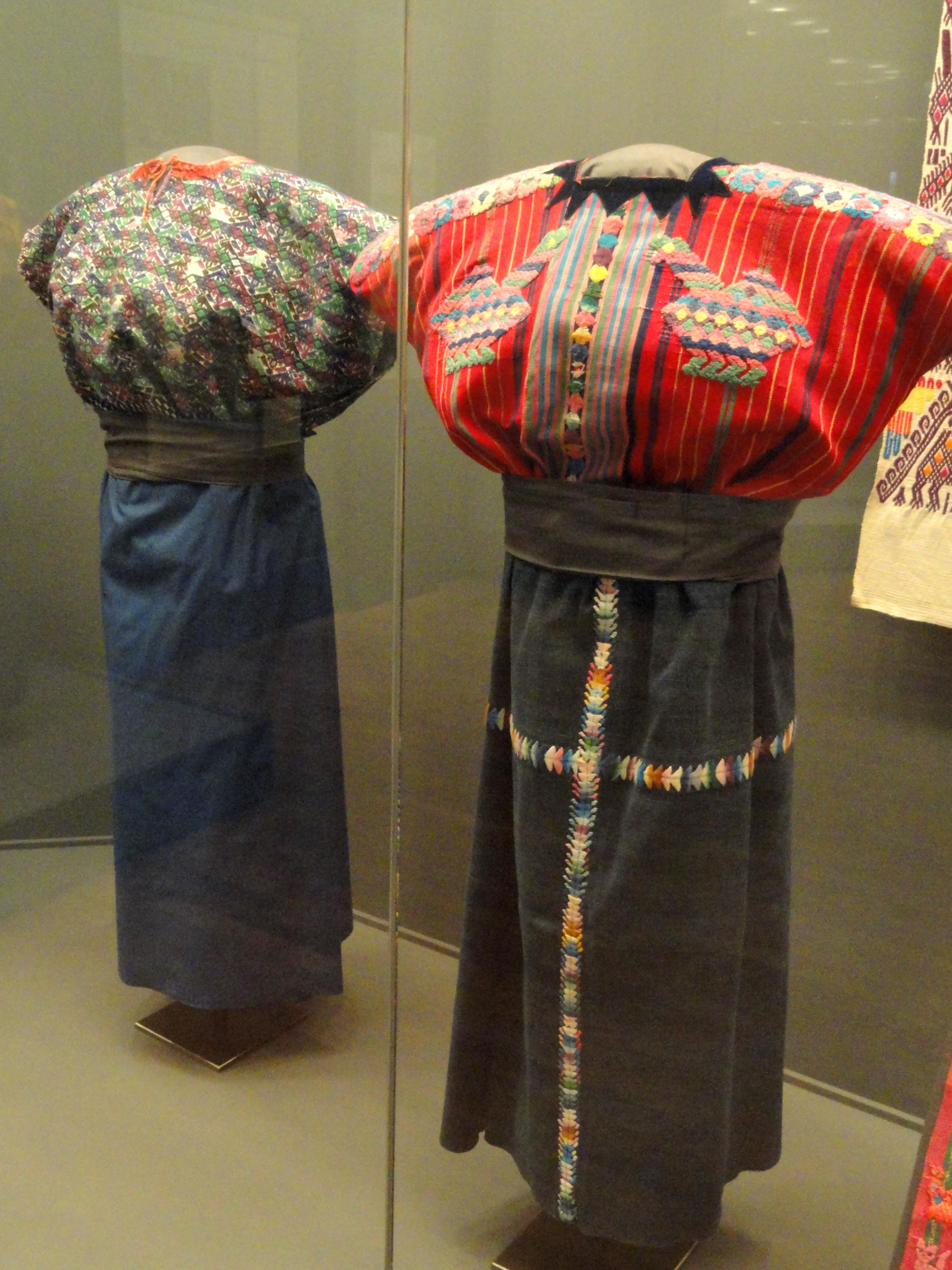 mayan clothing car interior design