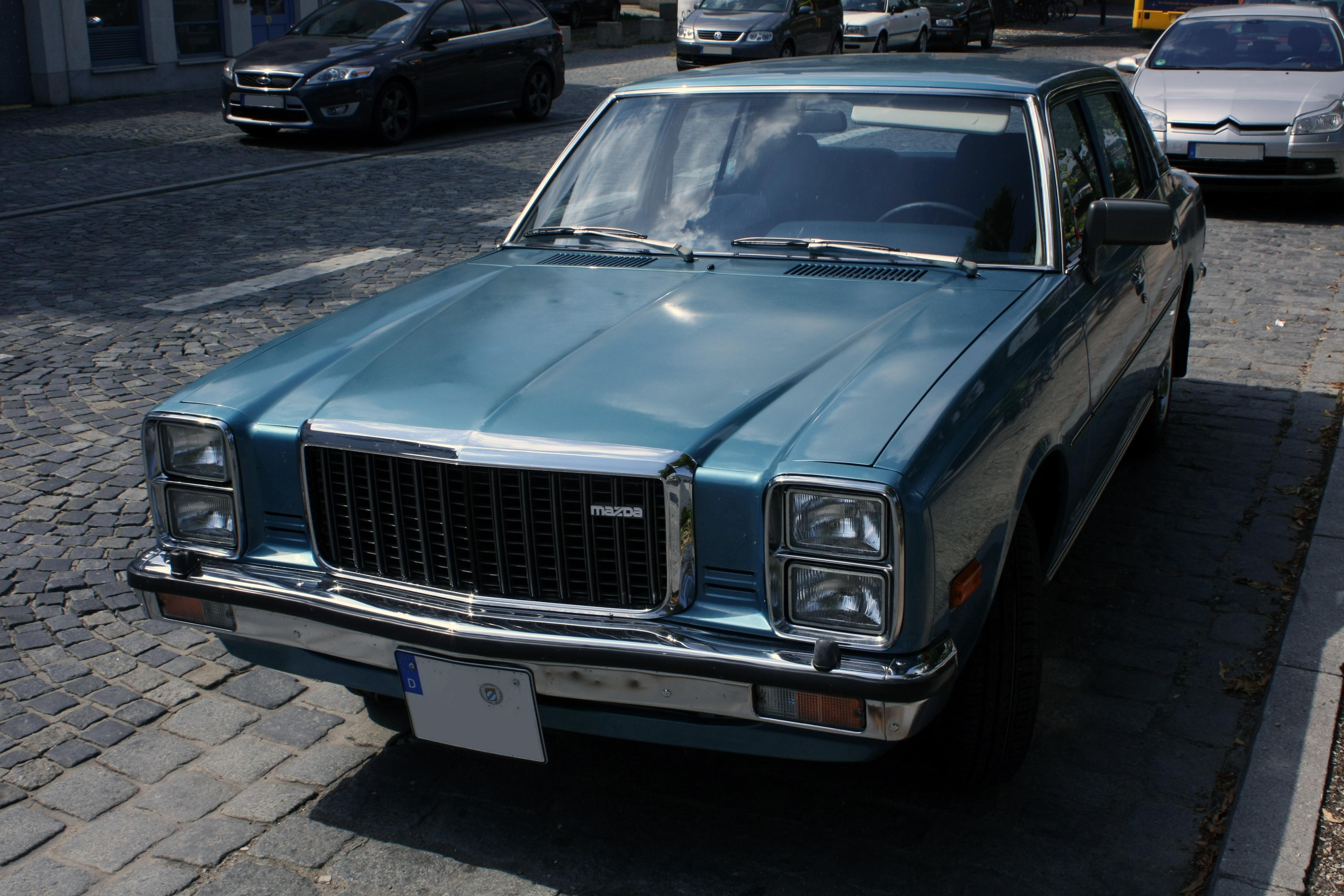 mazda 929 wagon
