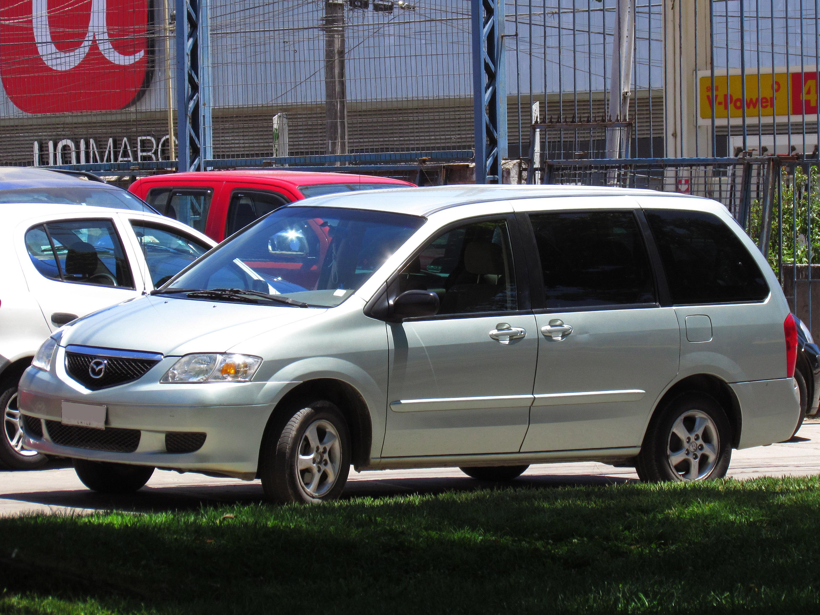 Kelebihan Mazda Mpv 2004 Harga