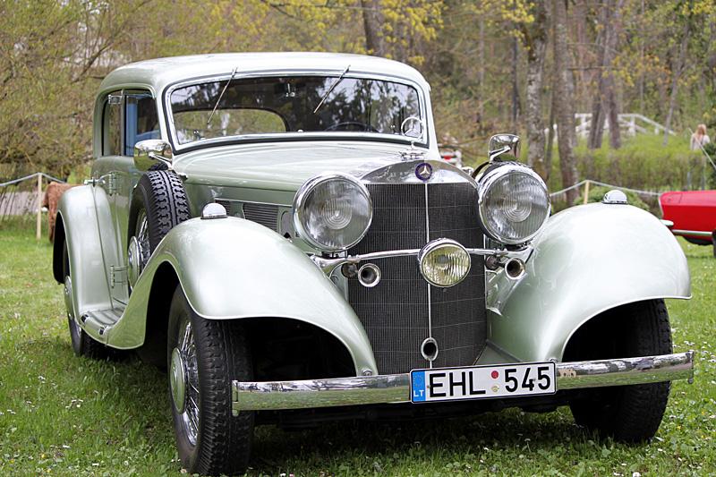мерседес-бенц -170, 1937 г
