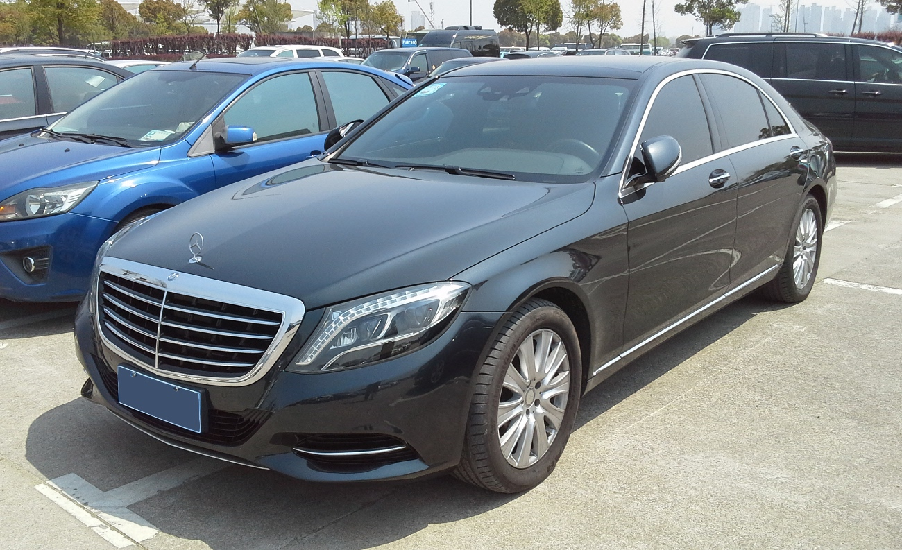 5b5b4fe649 File Mercedes-Benz S-Class V222 China 2015-04-12.jpg - Wikimedia Commons