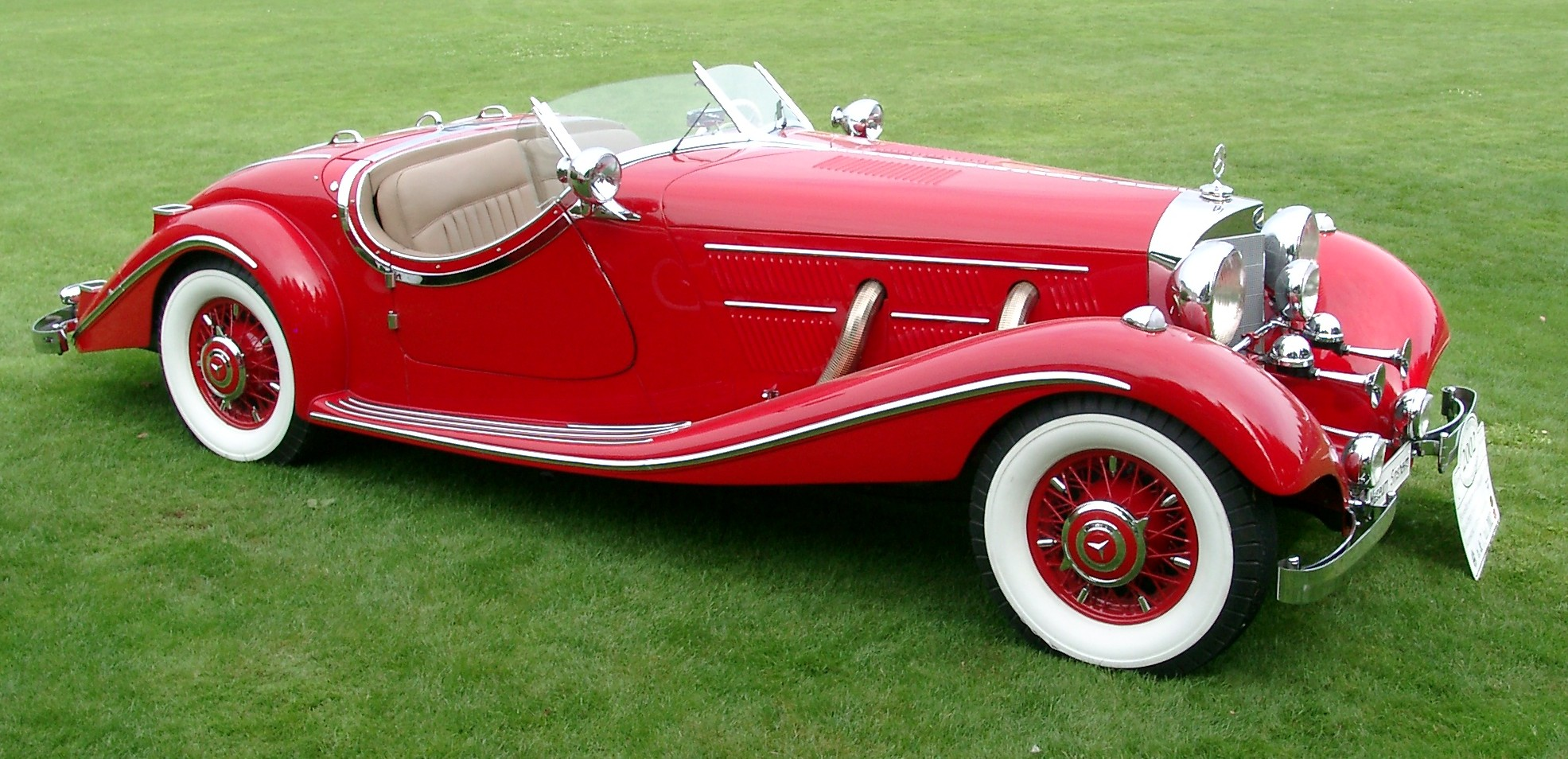 Mercedes Benz 540k Wikipedia