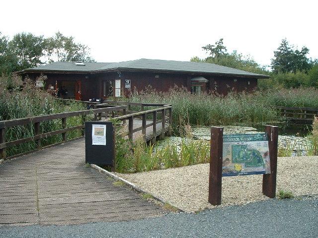 Mere Sands Wood Visitor Centre - geograph.org.uk - 58787