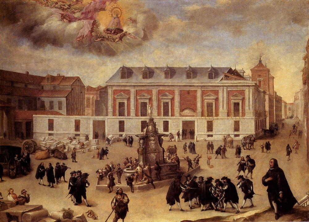 Fuente de san salvador wikipedia la enciclopedia libre for La casa de las pinturas