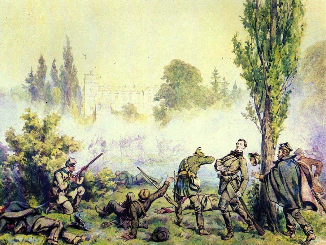 Greater Poland Uprising 1848 Wikipedia