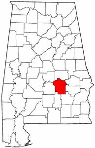 Montgomery County Alabama