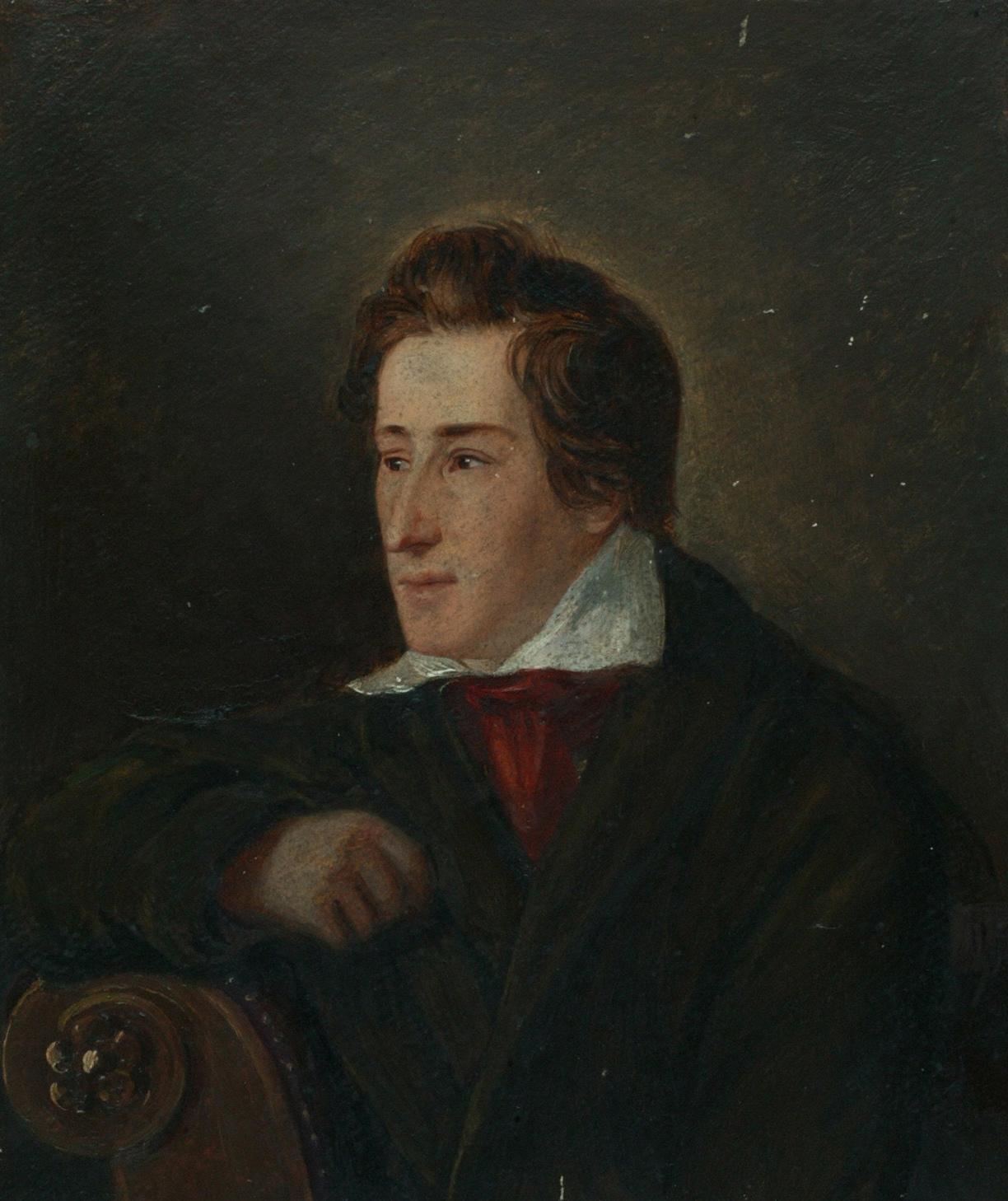 File:Moritz Daniel Oppenheim Portrait Heinrich Heine.jpeg ...