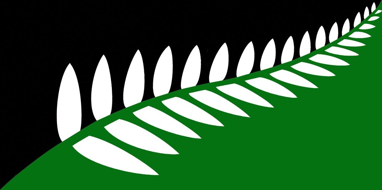 File Nz Flag Design Fern Green Black White By Clay