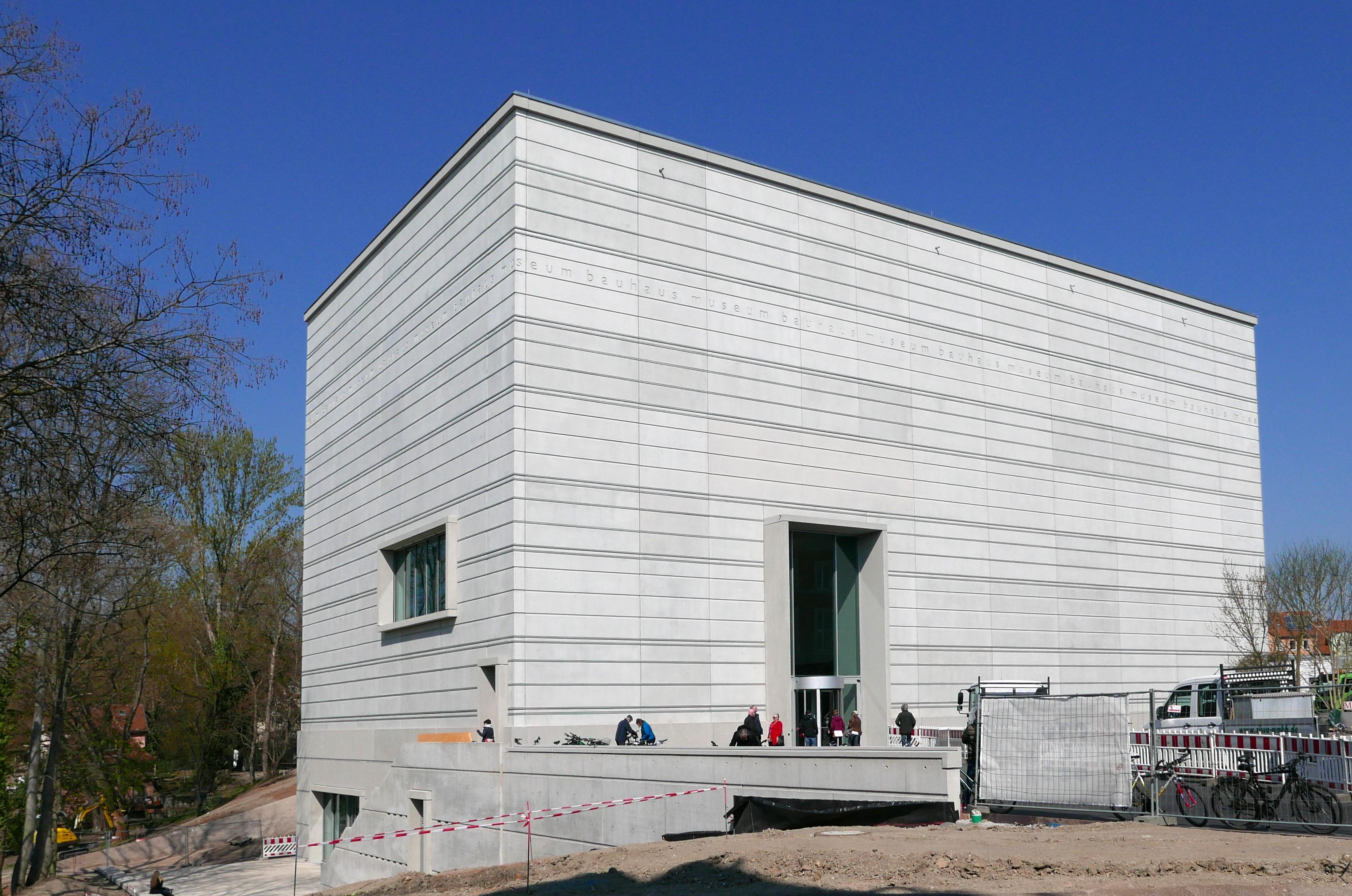 Weimar Bauhausmuseum