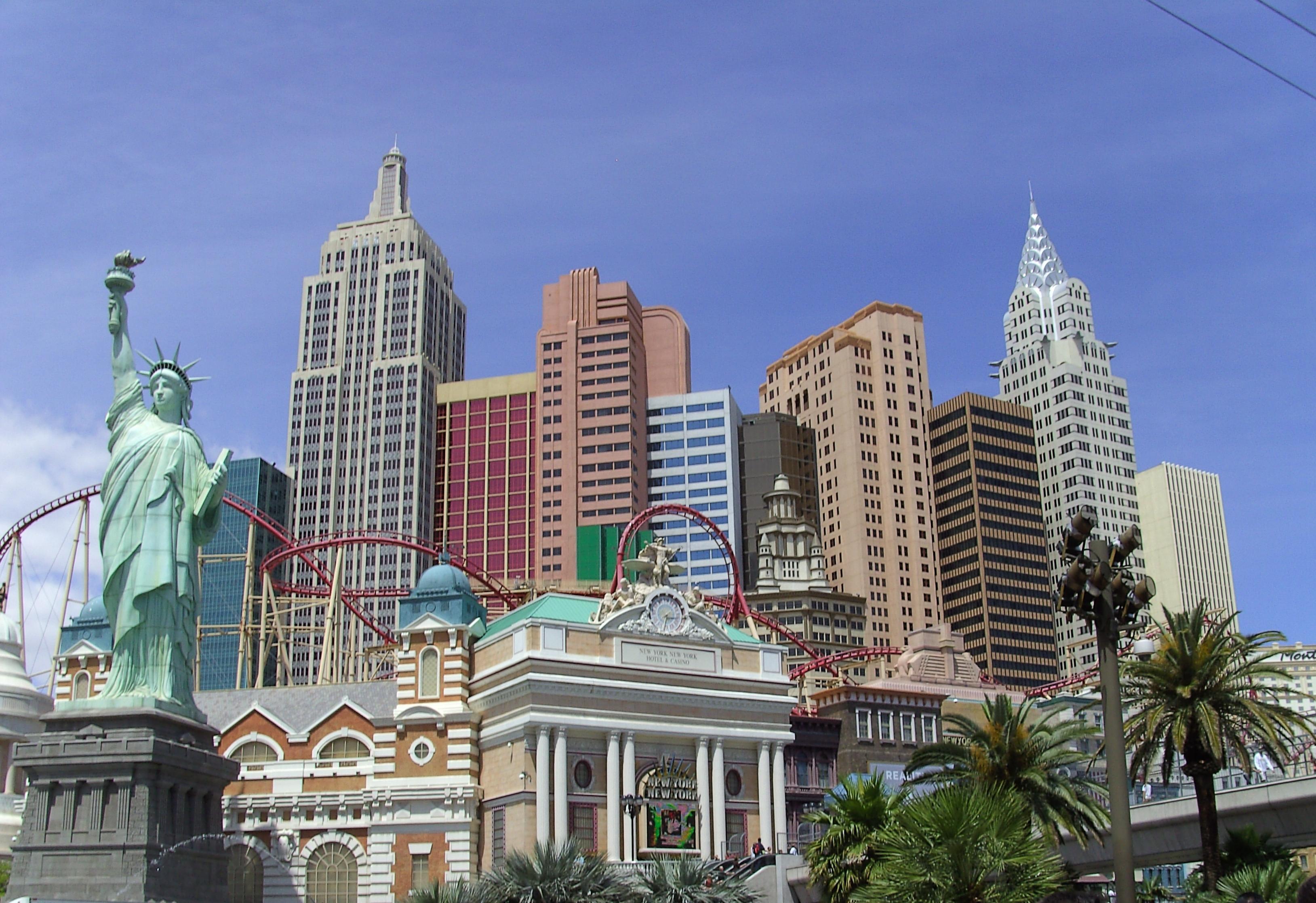 File New York Hotel In Las Vegas Jpg
