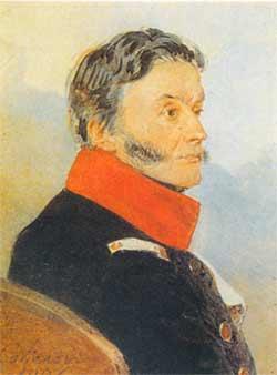 Н.Н.Раевский. 1826г.