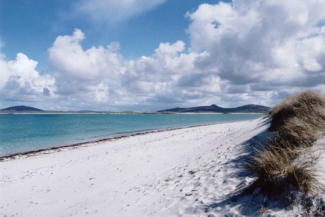 North Uist near Solas