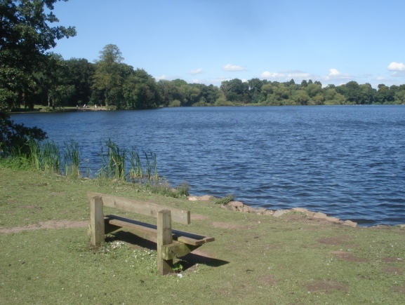 North end of The Mere - geograph.org.uk - 544482
