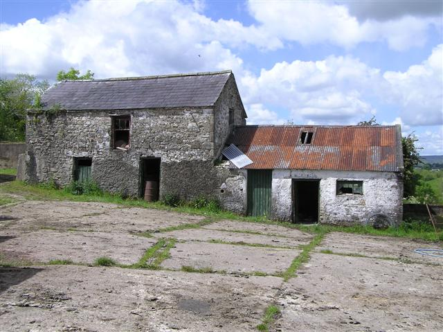 File old farm buildings at ballygowan geograph org uk 447431 jpg