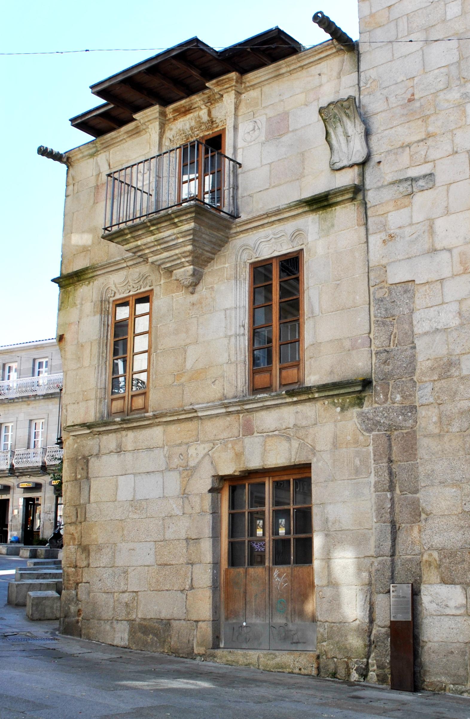 Casa Torre de Pazos Figueroa