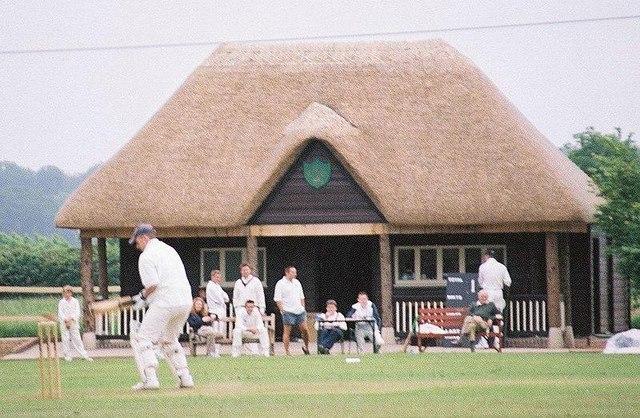 Pamphill, spot the ball^ - geograph.org.uk - 452679