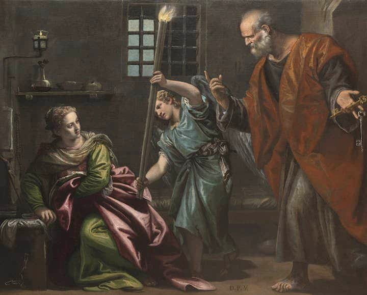 Paolo Veronese St. Agatha Visited in Prison by St. Peter .jpg