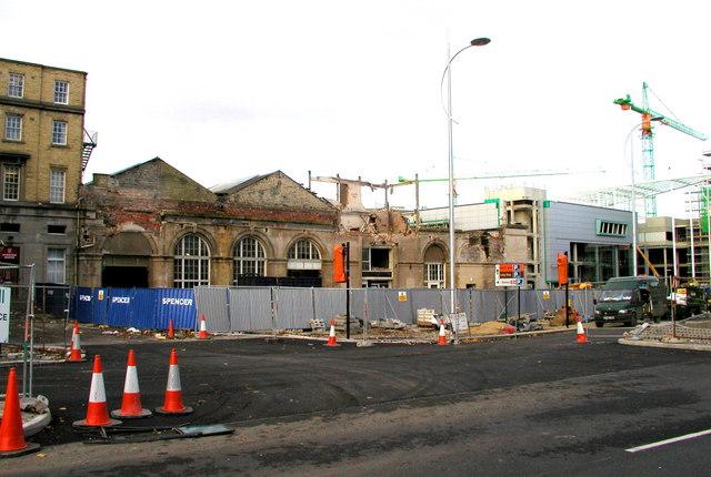 Paragon Station under renovation - geograph.org.uk - 289258.jpg