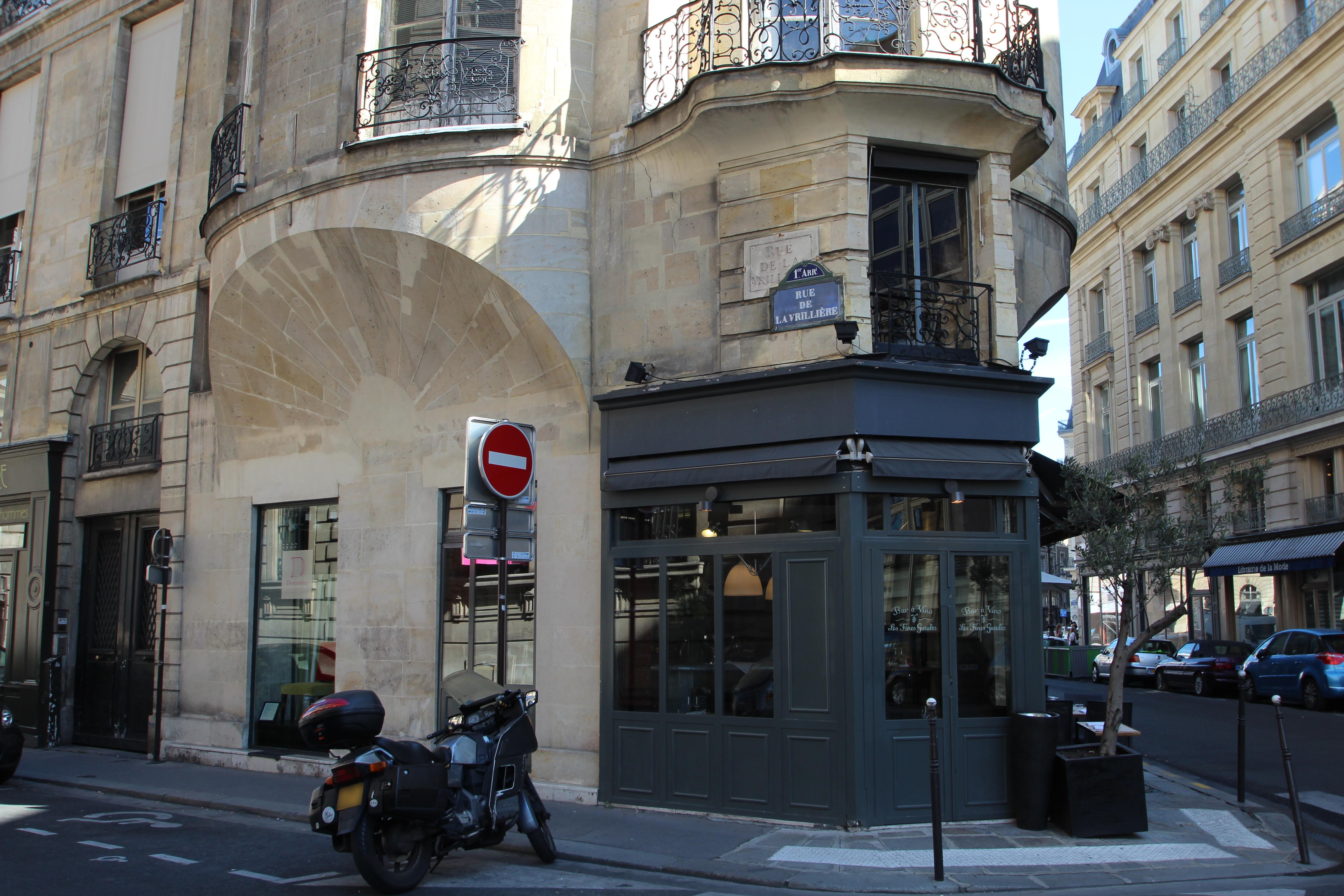 File paris 2 rue la vrilli re 43 rue croix des petits champs 2012 - Des petits hauts paris ...