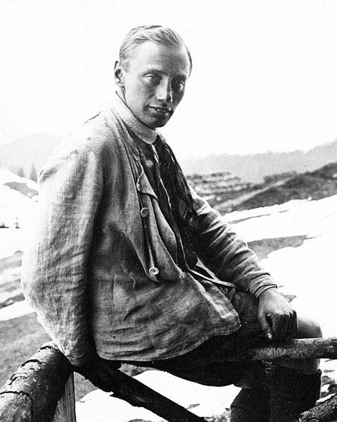 Paul Preuss (grimpeur) — Wikipédia