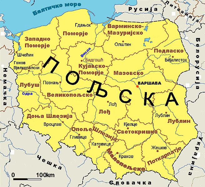 File Poljska Mapa Jpg Wikimedia Commons