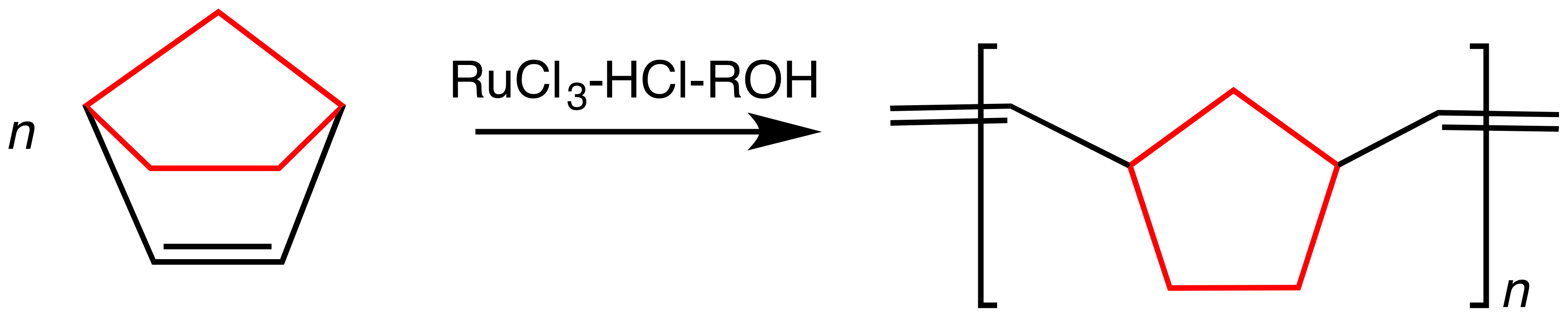 olefin metathesis polymerization Olefin metathesis entails the redistribution of fragments of alkenes by the scission and industrial applications of olefin metathesis polymerization.