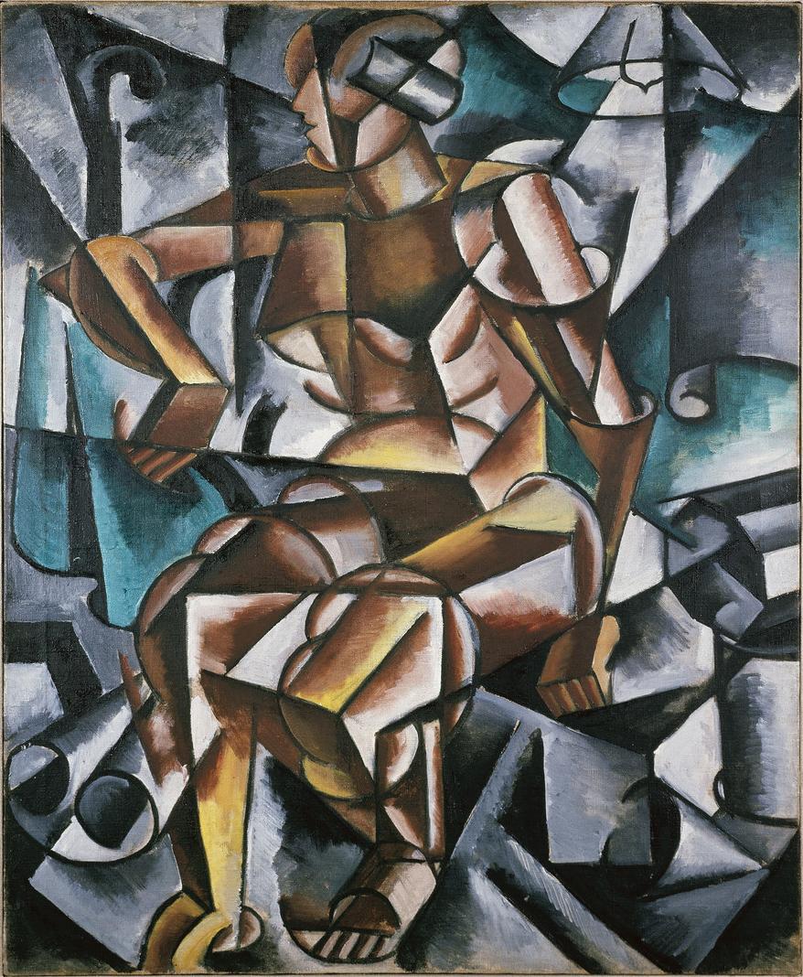 Kubismus - Grundidee | Moderne Kunst - verstehen!