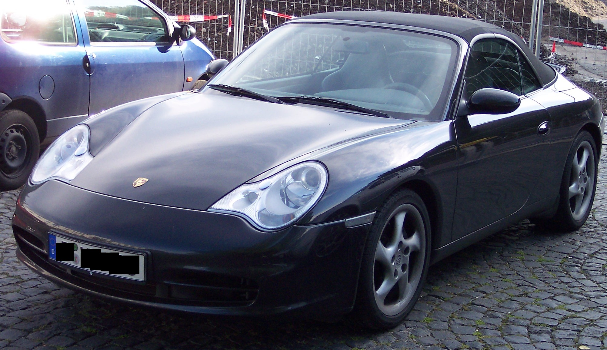 file porsche 996 cabrio. Black Bedroom Furniture Sets. Home Design Ideas