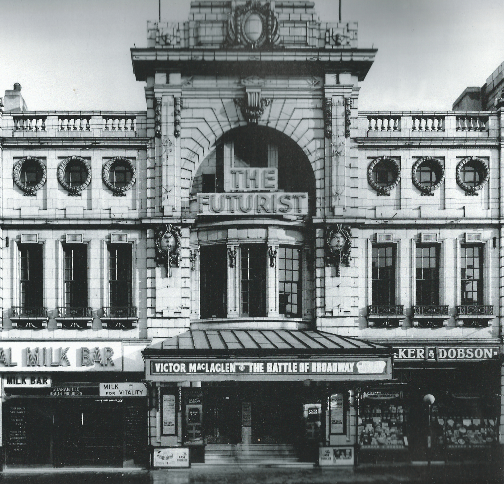 The Futurist Cinema Liverpool Wikipedia