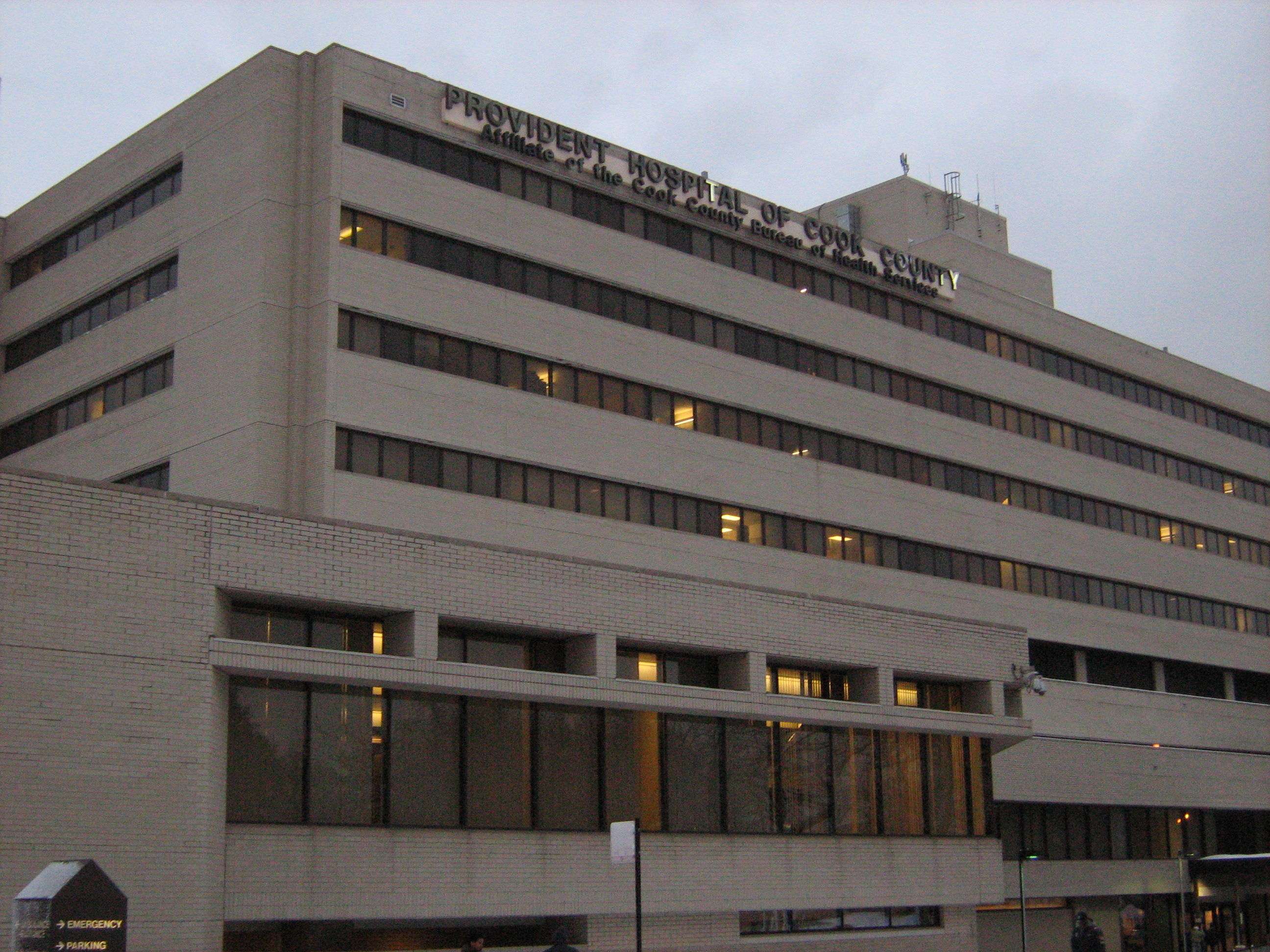Provident Hospital (Chicago) - Wikiwand