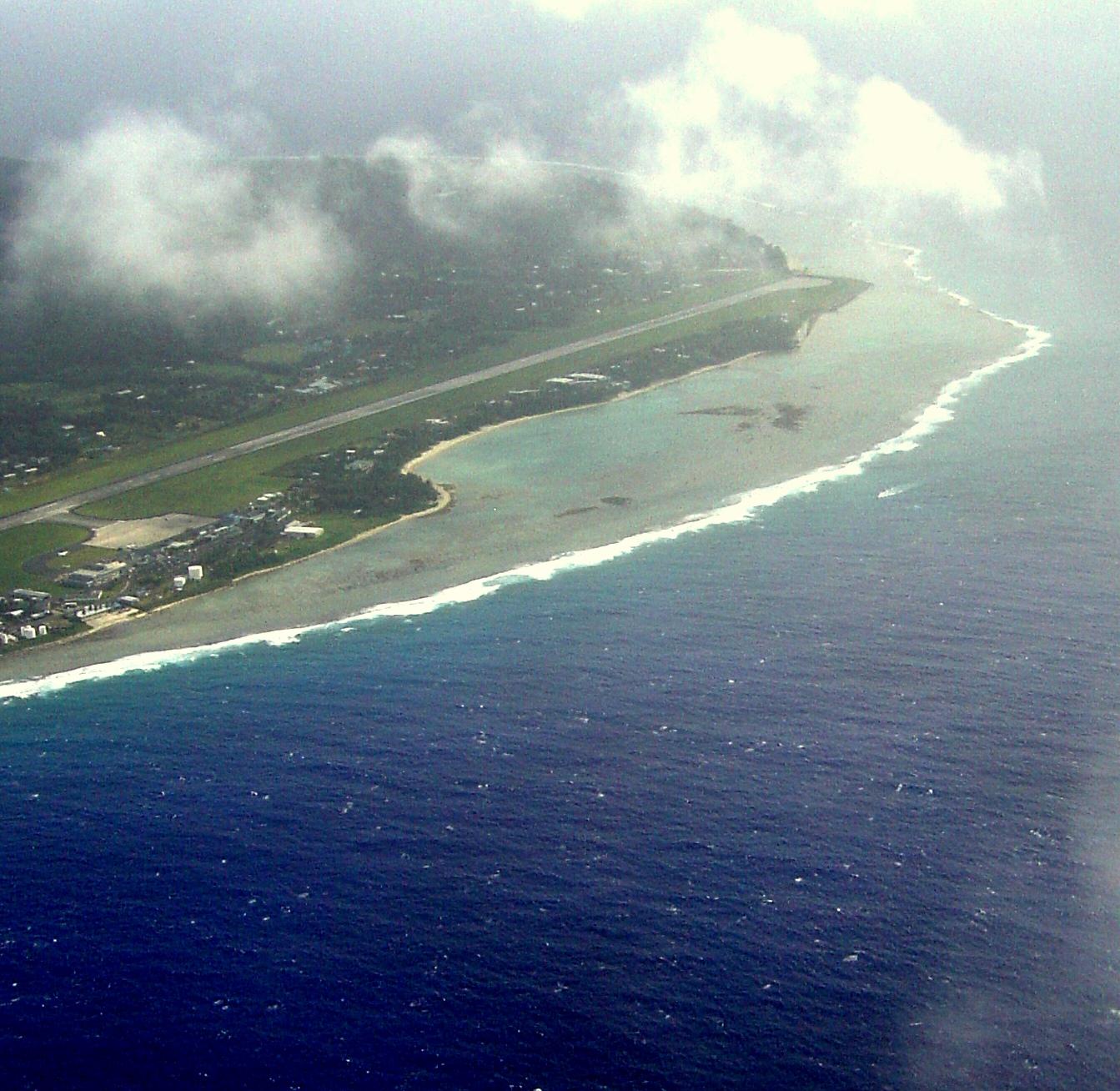 ラロトンガ国際空港