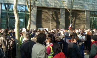 Rassemblement en soutien à Julian Assange - Paris 2019-04.jpg