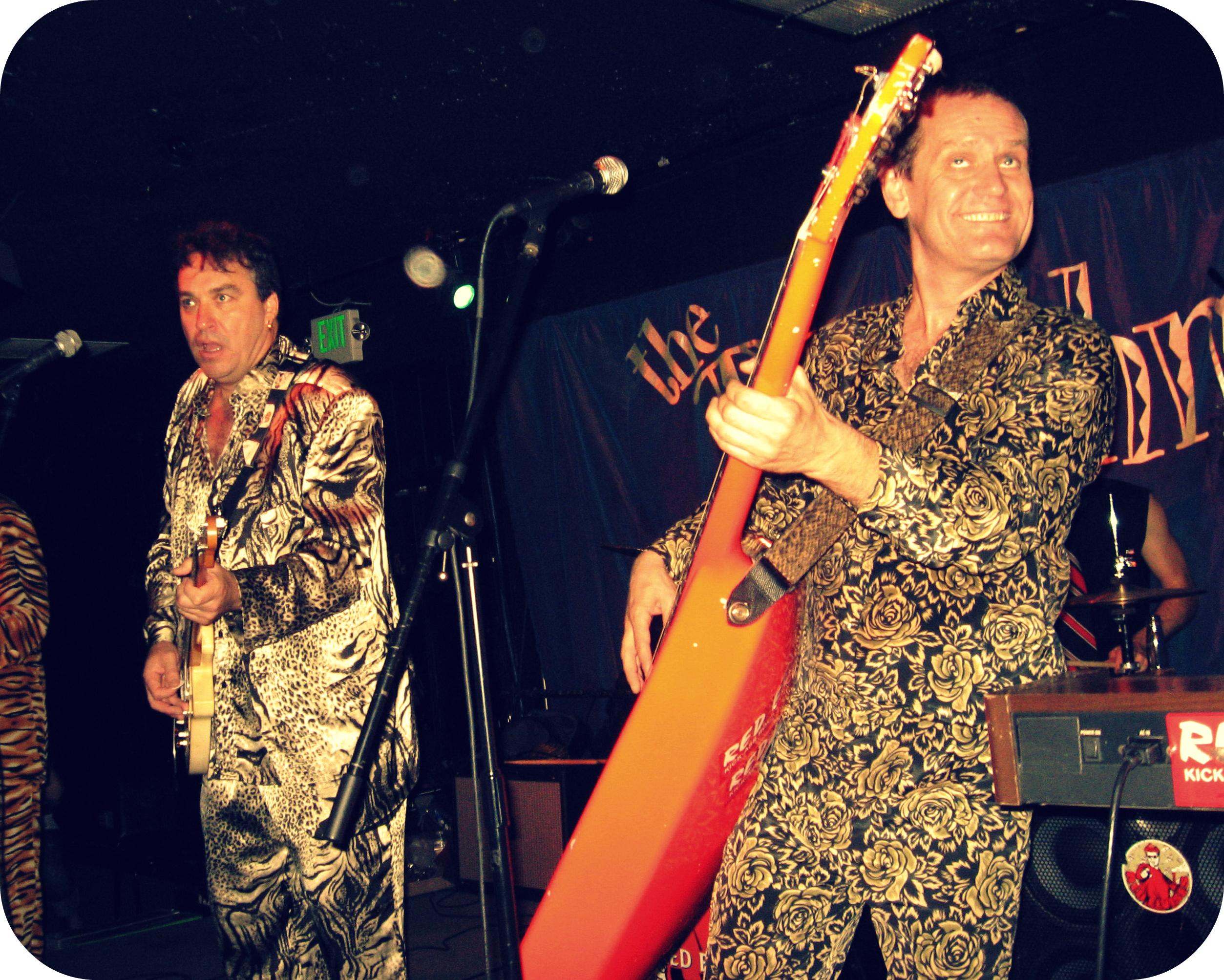 The Red Elvises Photo