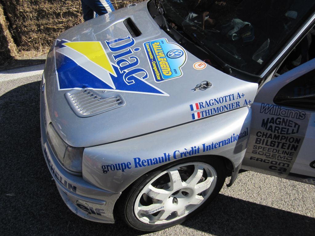Renault Clio Williams Maxi Kit carjpg