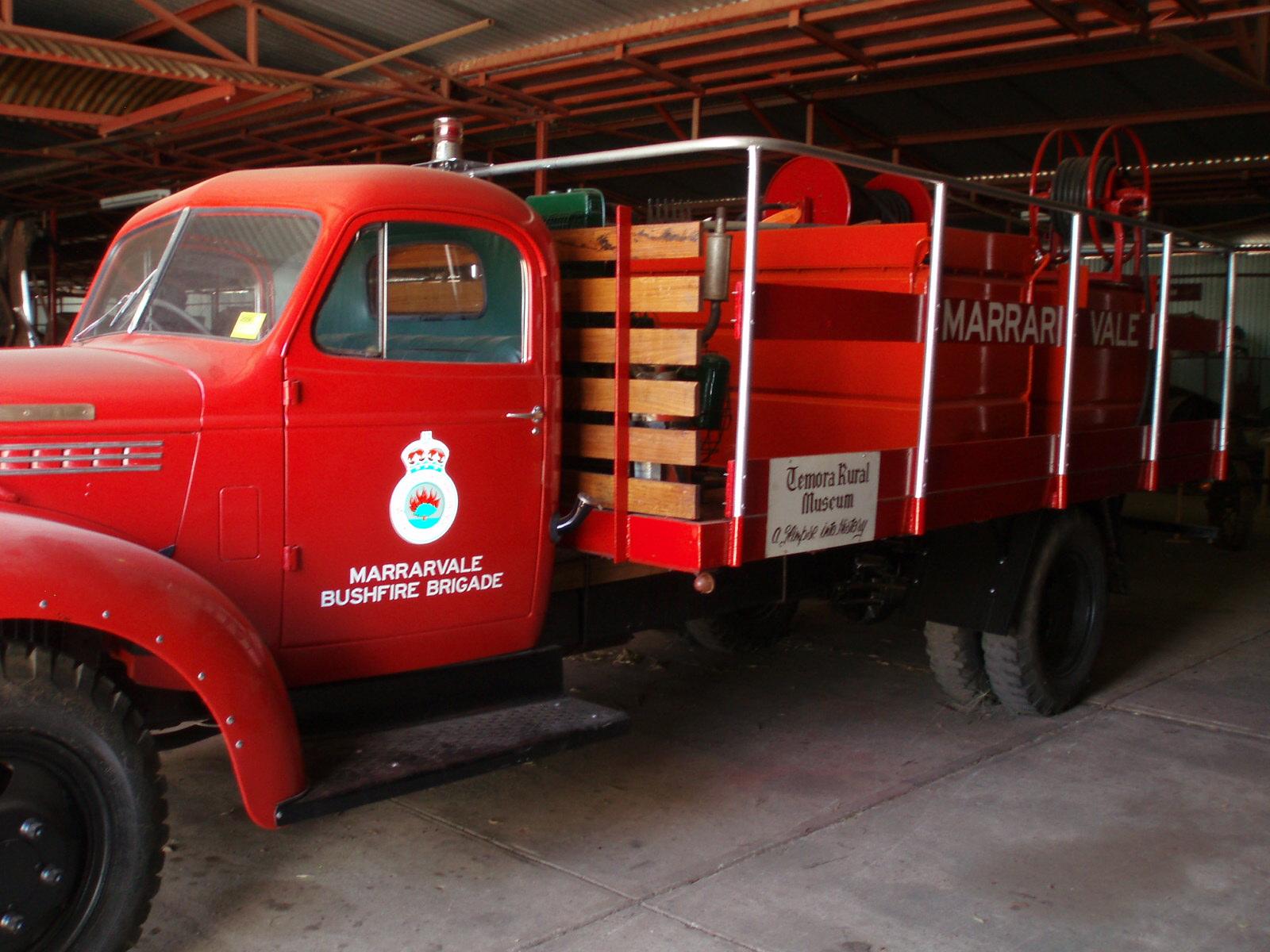 bushfire brigade