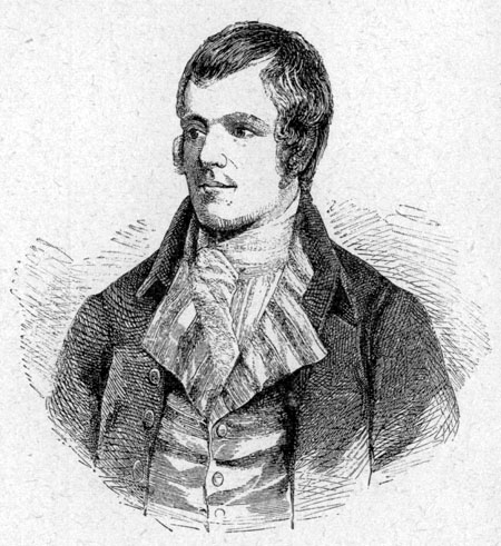 Robert Burns Scottish Poet