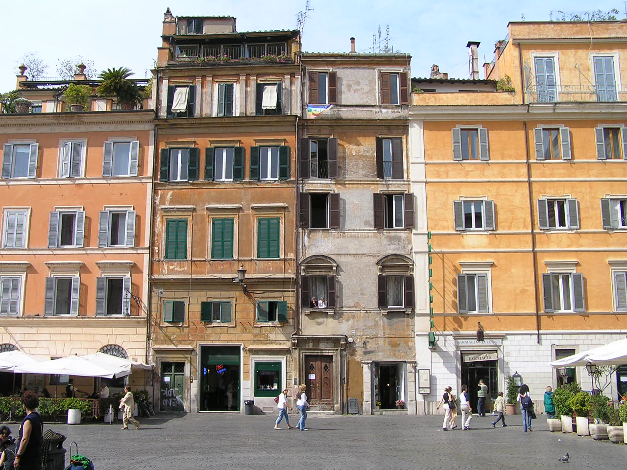 Hotel B And B Rome Trastevere