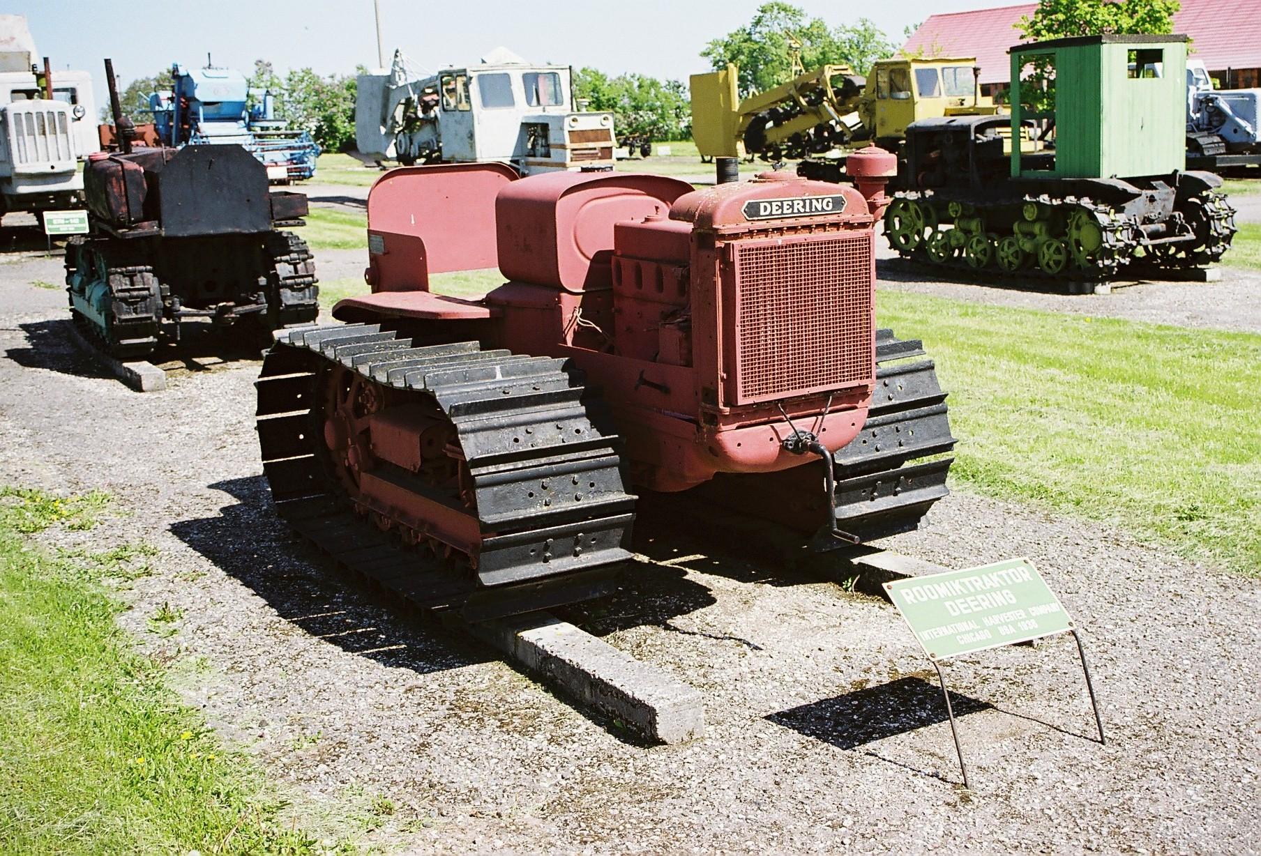 Deering Harvester Company : Super mÁquinas barÃo junior itapetininga international