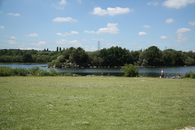Rother Valley Country Park - geograph.org.uk - 1927111