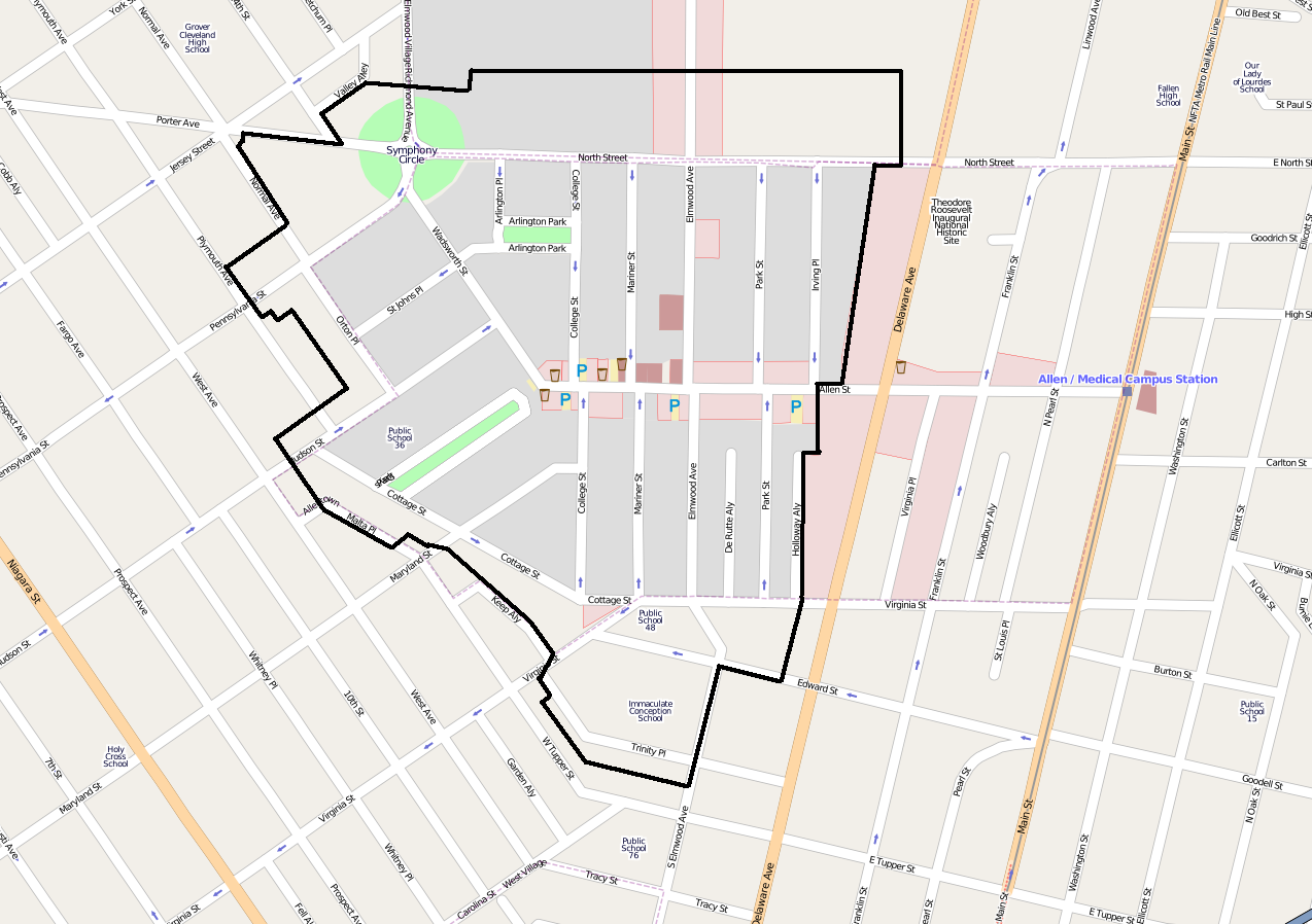 file rough allentown historic district map wikimedia mons
