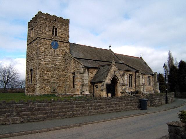 Roxby Lincolnshire Wikipedia