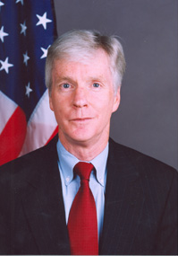 Ryan Crocker American diplomat