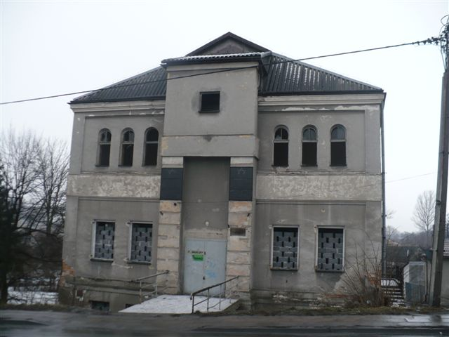 Slomniki Synagogue in Poland