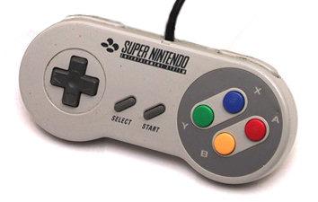 Evolution of the Controller SNES_controller
