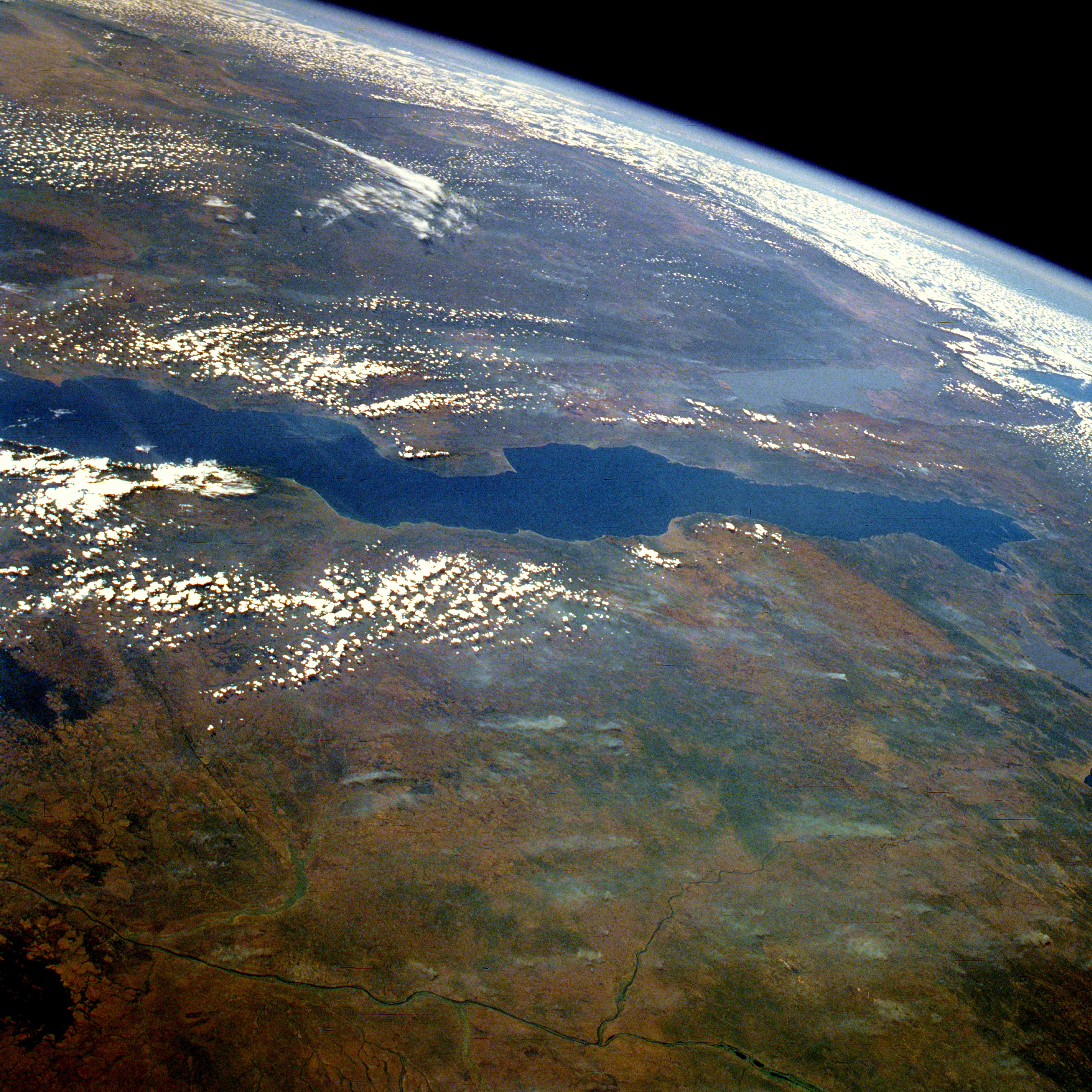 Lake Tanganyika - Wikipedia