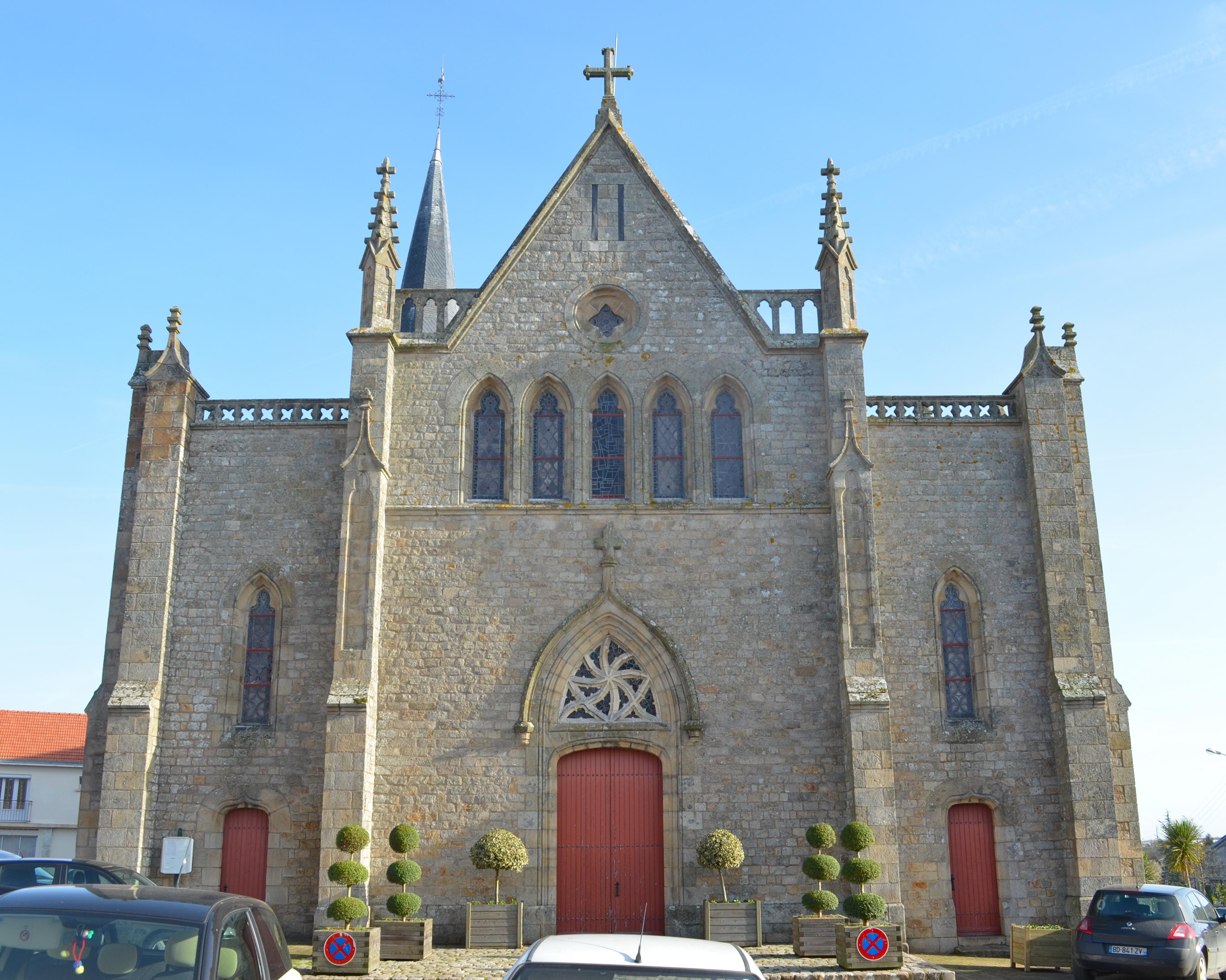 File:Saint-Herblain - Eglise Saint Hermeland (2).jpg - Wikimedia Commons